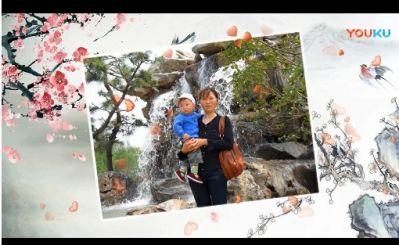 宏磊十岁生日记念视频,九年成长的点滴记录