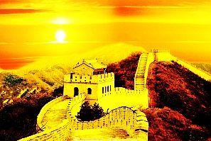 中国文化----万里长城